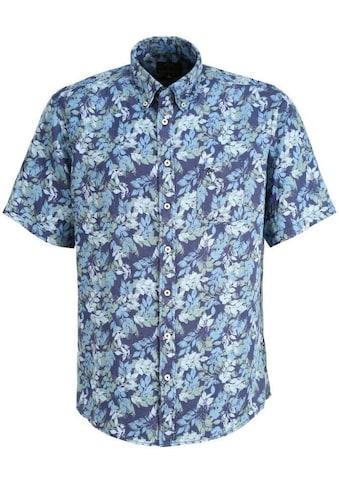 FYNCH-HATTON Kurzarmhemd, aus Leinen kaufen