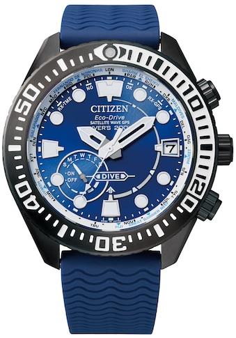 Citizen Taucheruhr »CC5006-06L«, (Set, 2 tlg., mit zusätzlichem Band) kaufen