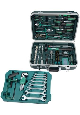 MANNESMANN Werkzeugkoffer »108 - tlg.« kaufen