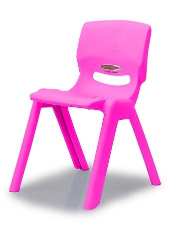 Jamara Stuhl »Smiley, pink« kaufen