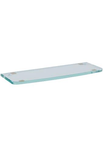 KEUCO Wandablage »Elegance«, Kristallglas - Platte lose 360 x 131 x 10 mm kaufen