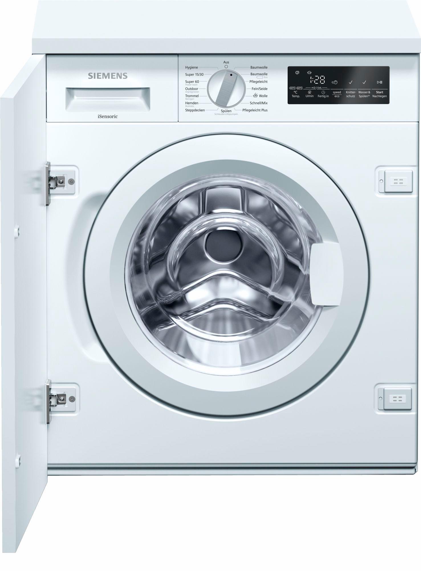 siemens waschmaschine wi14w440 auf rechnung bestellen. Black Bedroom Furniture Sets. Home Design Ideas