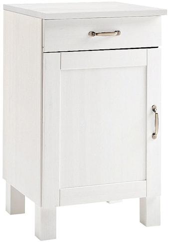 Home affaire Unterschrank »Alby«, Breite 50 cm, 1 Tür, 1 Schubkasten kaufen