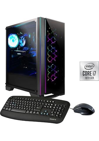 Hyrican »Nova 6557« Gaming - PC (Intel®, Core i7, RTX 2080 Ti, Luftkühlung) kaufen