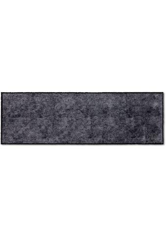 ASTRA Fußmatte »Pure & Soft«, rechteckig, 7 mm Höhe, Schmutzfangmatte, mit Spruch kaufen