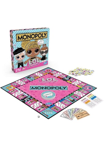 Hasbro Spiel »Monopoly L.O.L. Surprise!«, Made in Europe kaufen