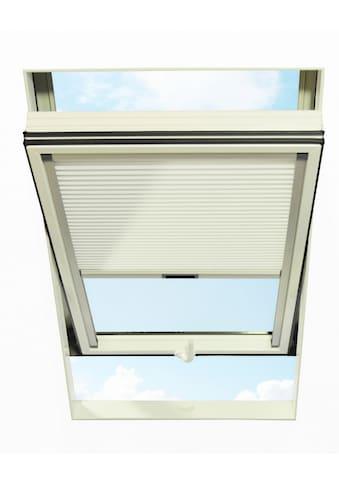 RORO Türen & Fenster Dachfensterplissee, blickdicht, in Führungsschienen, BxH: 114x140 cm kaufen