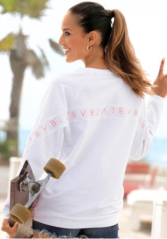 Venice Beach Sweatshirt, mit Logoprint kaufen