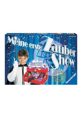 Ravensburger Zauberkasten »Meine erste Zaubershow«, Made in Europe; FSC® - schützt... kaufen