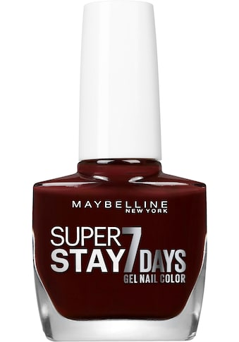 "MAYBELLINE NEW YORK Nagellack ""Superstay 7 Tage City Nudes"" kaufen"