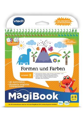 """Vtech® Buch """"MagiBook Lernstufe 1  -  Farben und Formen"""" kaufen"""