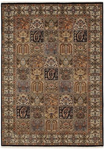 OCI DIE TEPPICHMARKE Orientteppich »Vasuki«, rechteckig, 4 mm Höhe, handgeknüpft, mit... kaufen