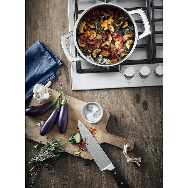 WMF Gemüsetopf, Glasdeckel, Cromargan Edelstahl 18/10, Induktion »VariCuisine«