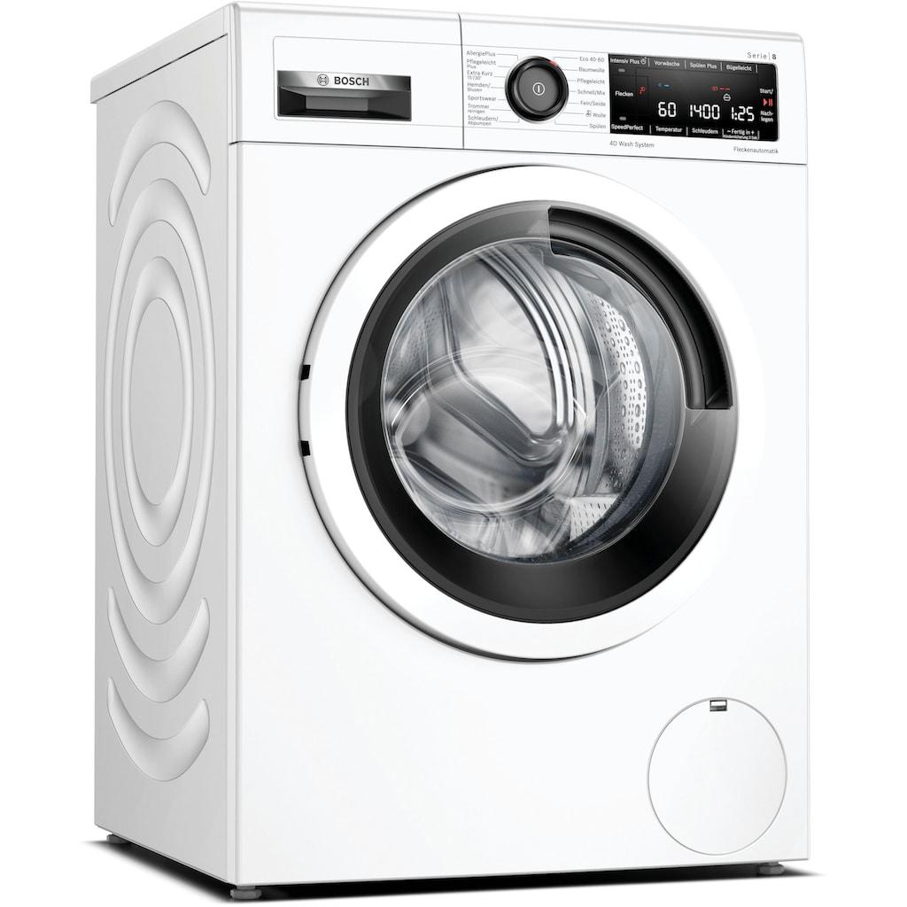 BOSCH Waschmaschine »WAV28MV3«, WAV28MV3/6, WAV28MV3, 9 kg, 1400 U/min