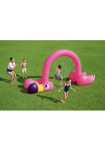 Bestway Spiel-Wassersprenkler »Flamingo«, BxLxH: 110x340x192 cm kaufen