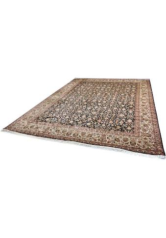 Kayoom Seidenteppich »Allover 5419«, rechteckig, 10 mm Höhe, Einzelstück mit... kaufen