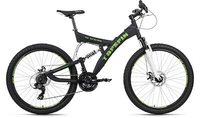 KS Cycling Mountainbike »Topspin«, 21 Gang Shimano Tourney Schaltwerk, Kettenschaltung kaufen