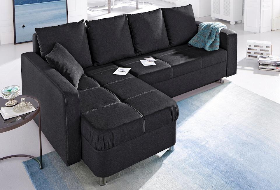 jockenh fer gruppe ecksofa auf rechnung bestellen. Black Bedroom Furniture Sets. Home Design Ideas