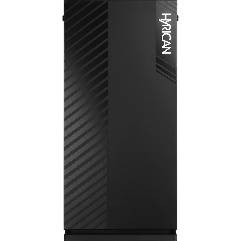 Hyrican Gaming-PC »Alpha 6680«, Gaming-Maus und Tastatur mit RGB-Beleuchtung, WLAN: Intel® CNVI interface 802.11, Bluetooth 5.1, LAN: 2.5 Gbit/1 Gbit/100 Mbit on Board