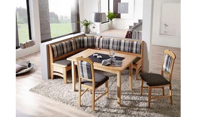 SCHÖSSWENDER Esstisch »Tulln«, zeitloses Design, mit Auszug (120-160cm) kaufen