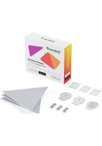 nanoleaf LED Panel »Nanoleaf Shapes Triangles Expansion Pack - 3 PK«, LED-Board,... kaufen