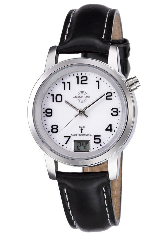 MASTER TIME Funkuhr »MTLA-10295-12L« | Uhren | MASTER TIME
