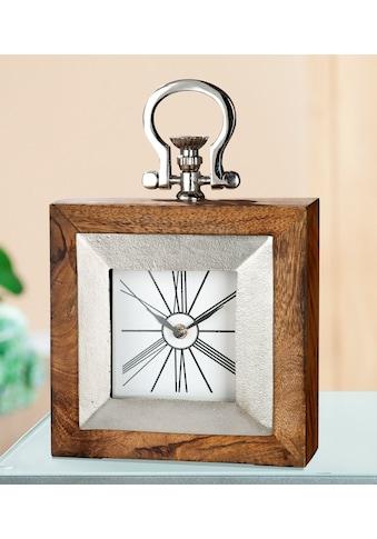 GILDE Standuhr »Uhr Empire«, Höhe 31 cm, Wohnzimmer kaufen