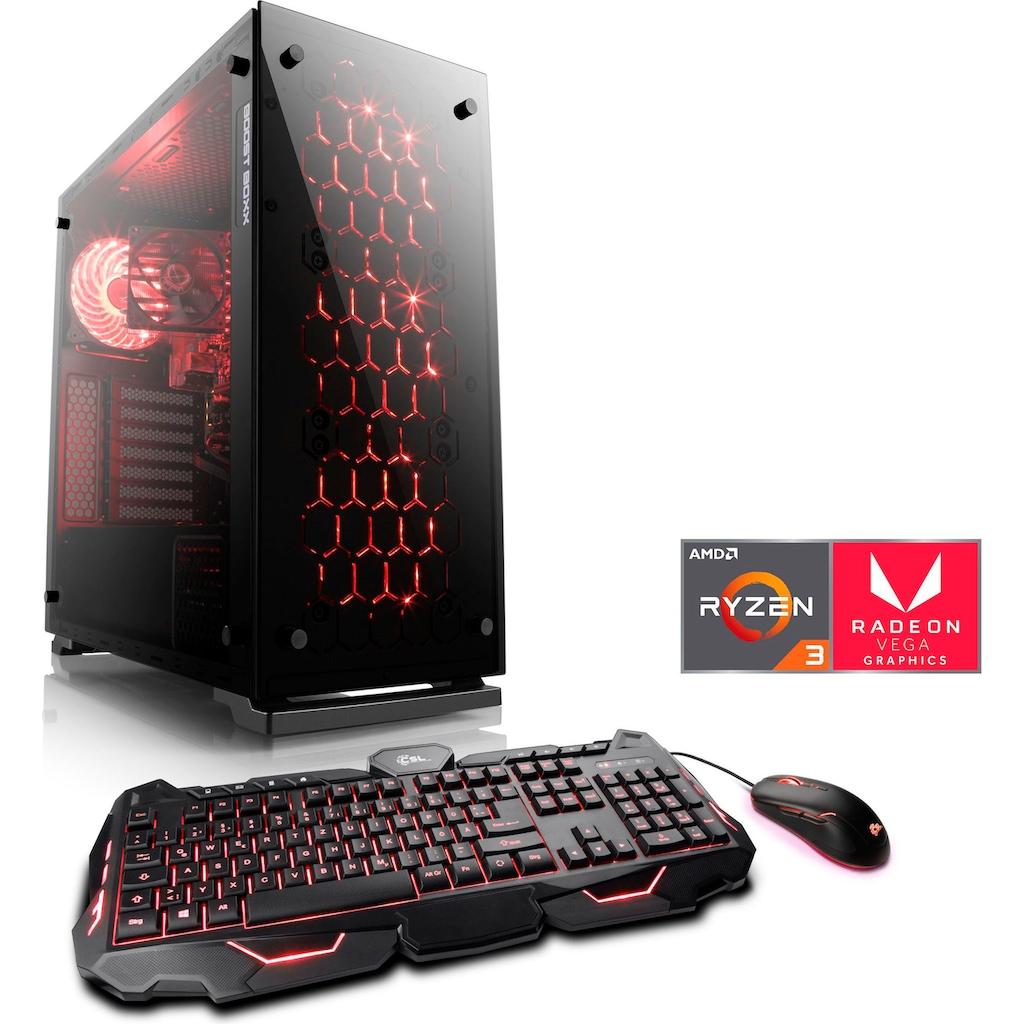 CSL Gaming-PC »Levitas T8411«