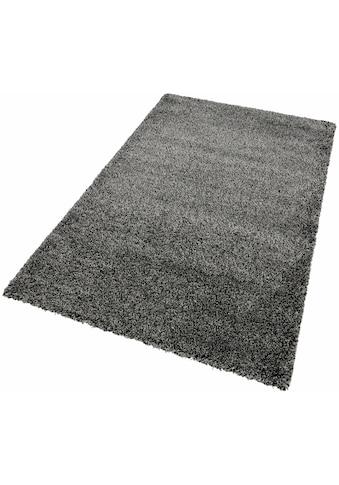 Hochflor - Teppich, »INDRE«, merinos, rechteckig, Höhe 50 mm, maschinell gewebt kaufen