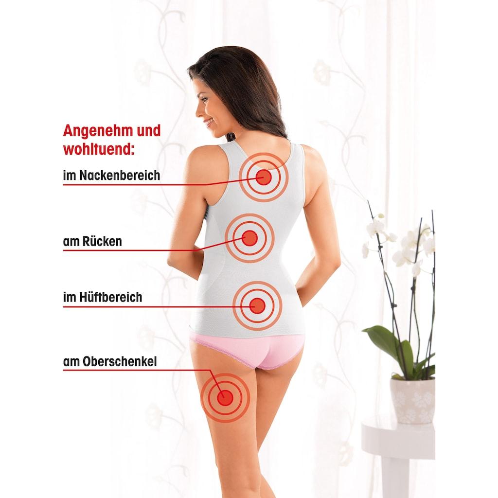 VITALmaxx Massagematte, mit Wäremfunktion