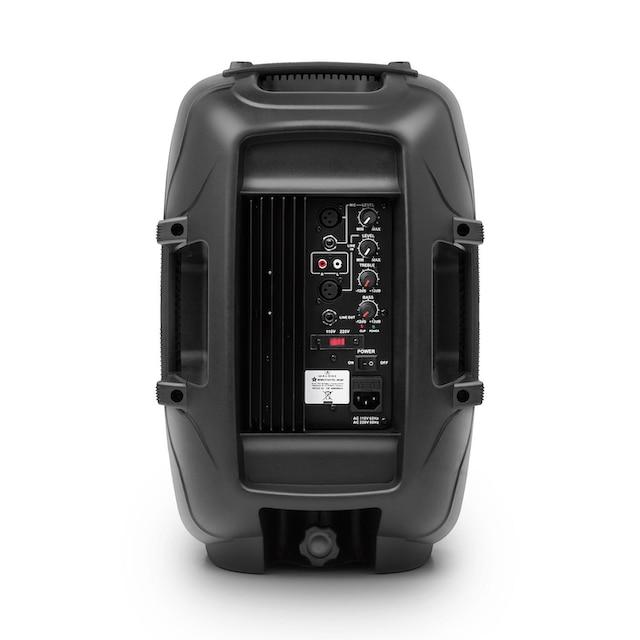 """Malone PA-Aktiv-Lautsprecher 25cm (10"""") 400W Max 4 Ohm 92dB »PW-2910A«"""