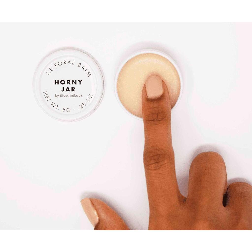 Bijoux Indiscrets Stimulationsgel »Horny Jar-Clitherapy«, Stimulationsbalsam