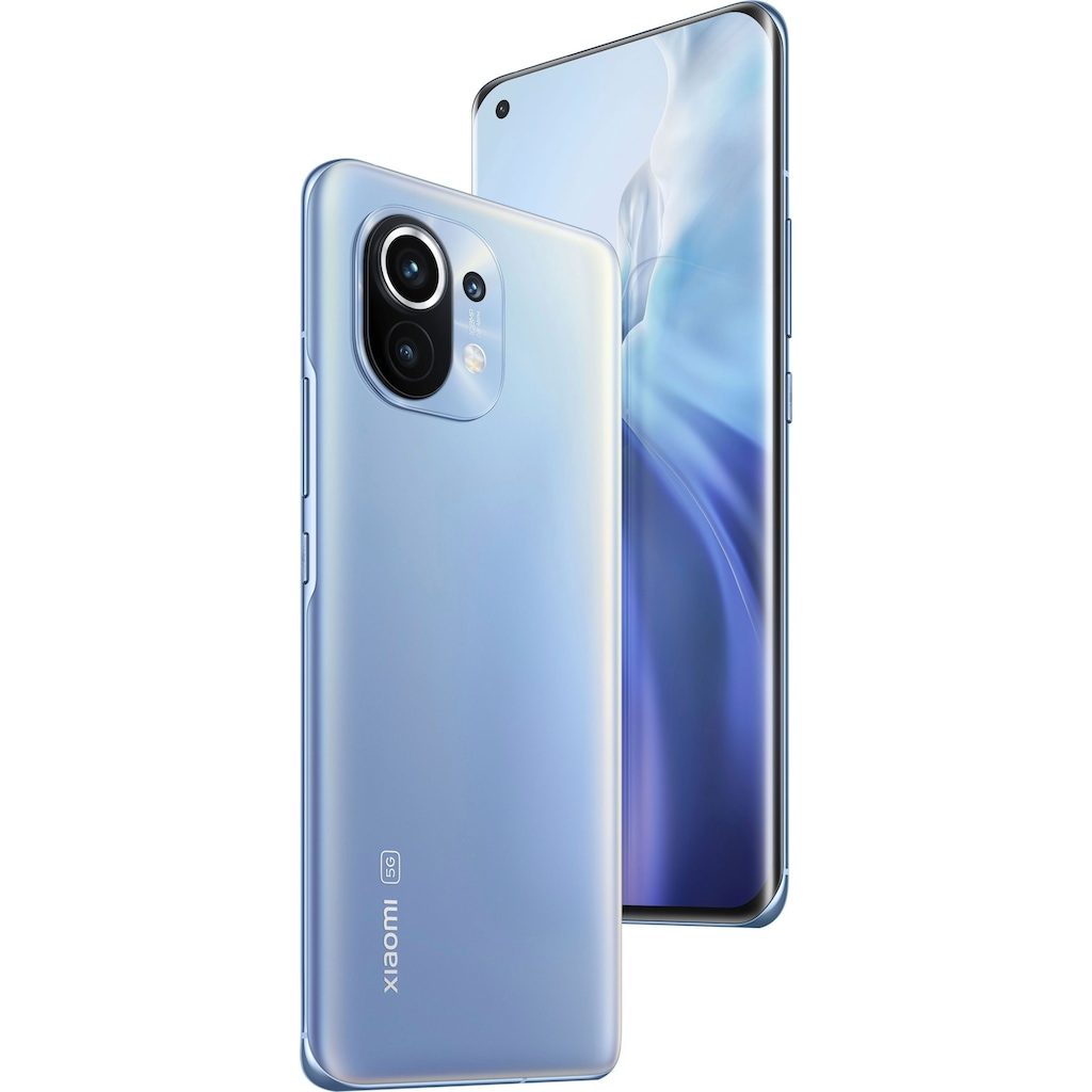 "Xiaomi Smartphone »Mi 11«, (17,3 cm/6,81 "", 256 GB Speicherplatz, 108 MP Kamera)"