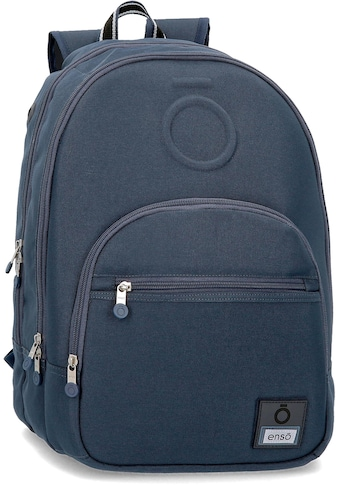 Enso Freizeitrucksack »Basic, blau« kaufen