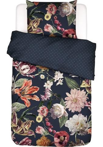 Essenza Wendebettwäsche »Filou«, mit niederländischem Blütenmuster kaufen