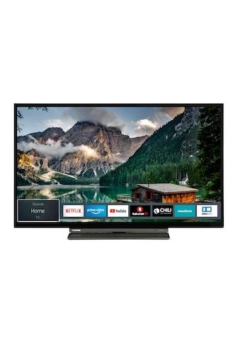 Toshiba 32WL3A63DA LED - Fernseher (80 cm / (32 Zoll), HD ready, Smart - TV kaufen