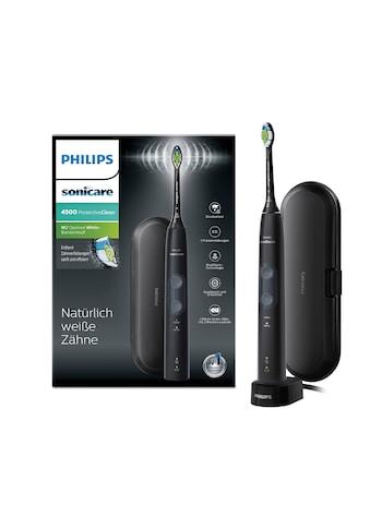 Philips Sonicare Schallzahnbürste HX6830/53 ProtectiveClean 4500, Aufsteckbürsten: 1 Stk. kaufen
