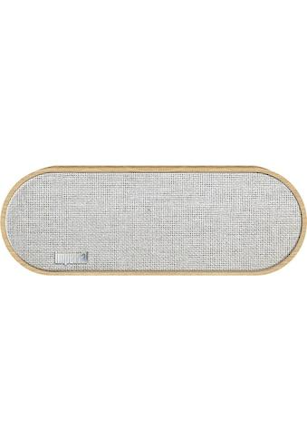 IMPERIAL by TELESTAR Bluetooth-Lautsprecher »BAS 5«, Freisprechfunktion kaufen