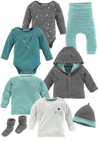 Klitzeklein Neugeborenen - Geschenkset (Set, 8 tlg.) kaufen