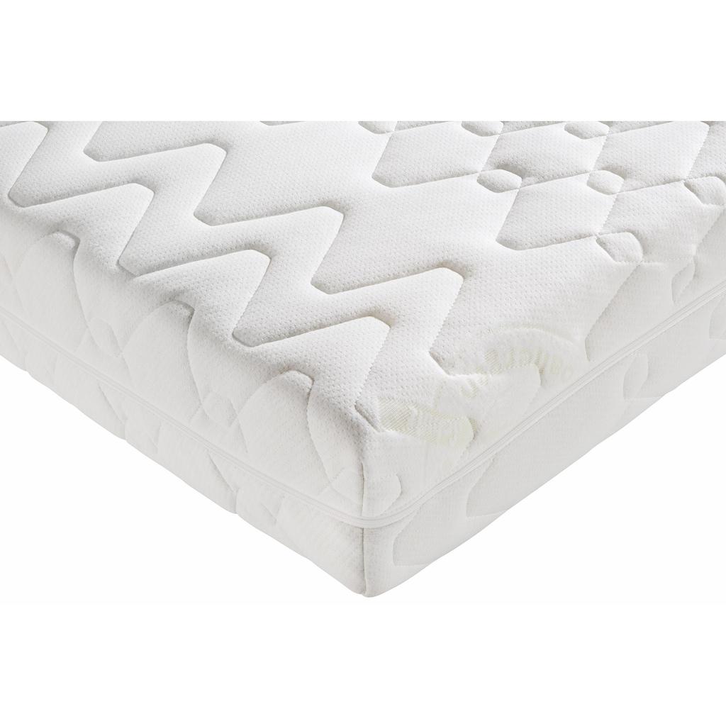 Malie Taschenfederkernmatratze »Polar«, 19 cm cm hoch, 400 Federn, (1 St.), Testsieger Stiftung Warentest »GUT (2,2)«*