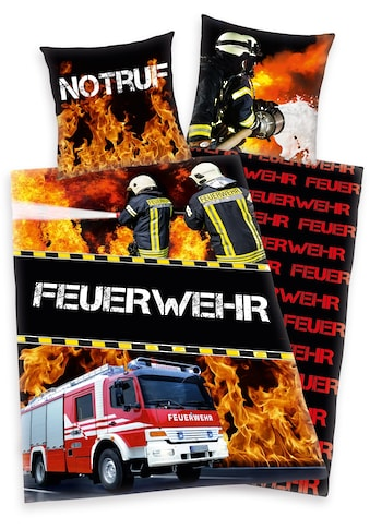 Kinderbettwäsche »Feuerwehrmann Sam«, Herding Young Collection kaufen