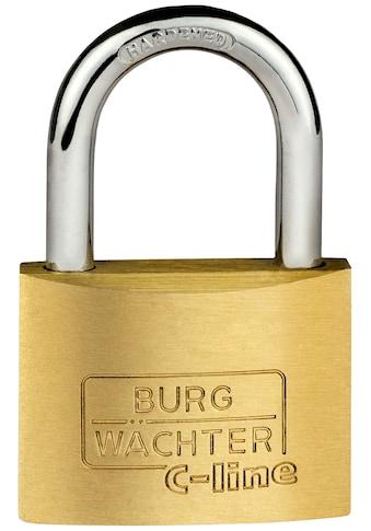Burg Wächter Vorhängeschloss »C-Line 222 45 SB« kaufen