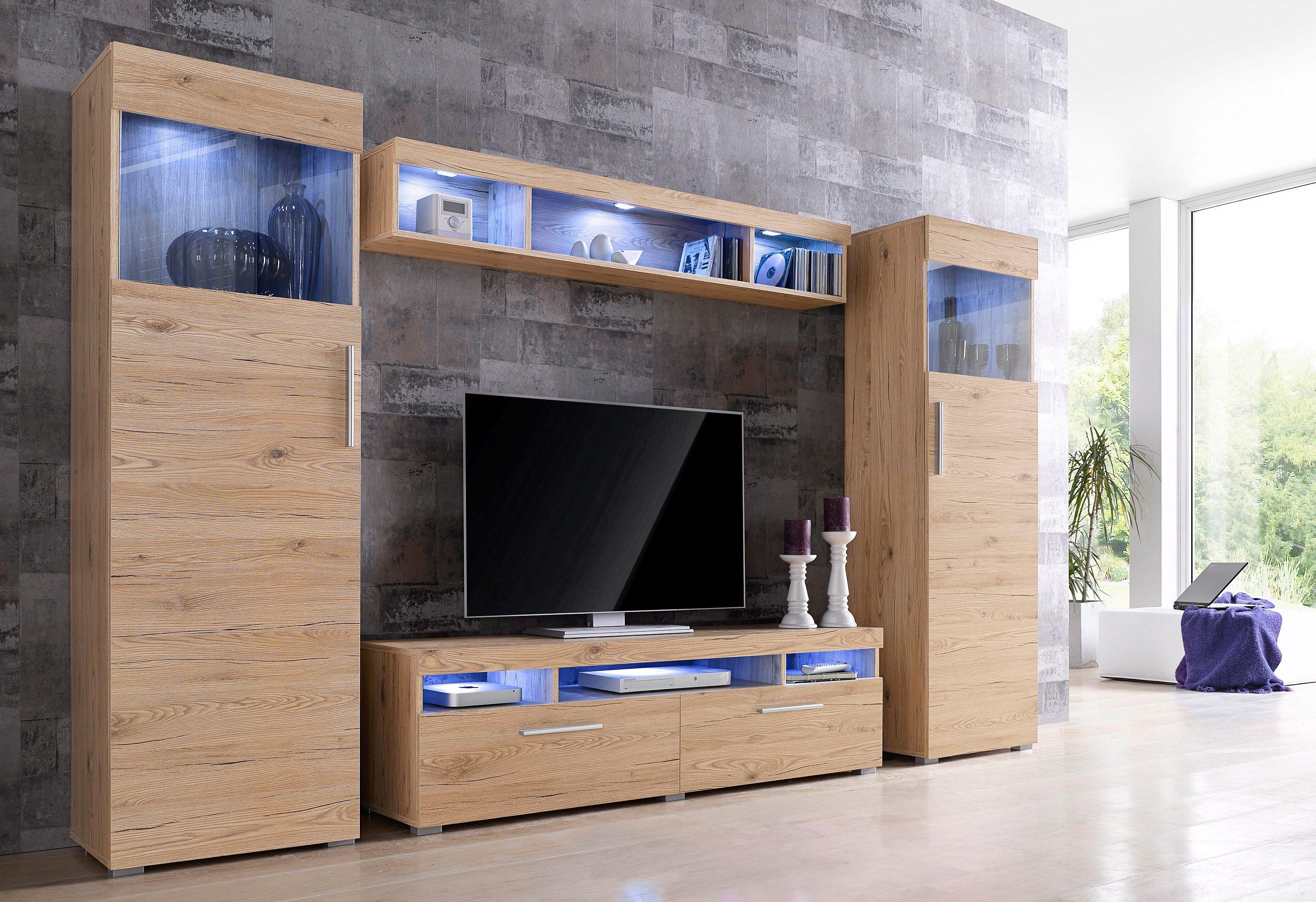 hochglanz glas wohnw nde online kaufen m bel suchmaschine. Black Bedroom Furniture Sets. Home Design Ideas