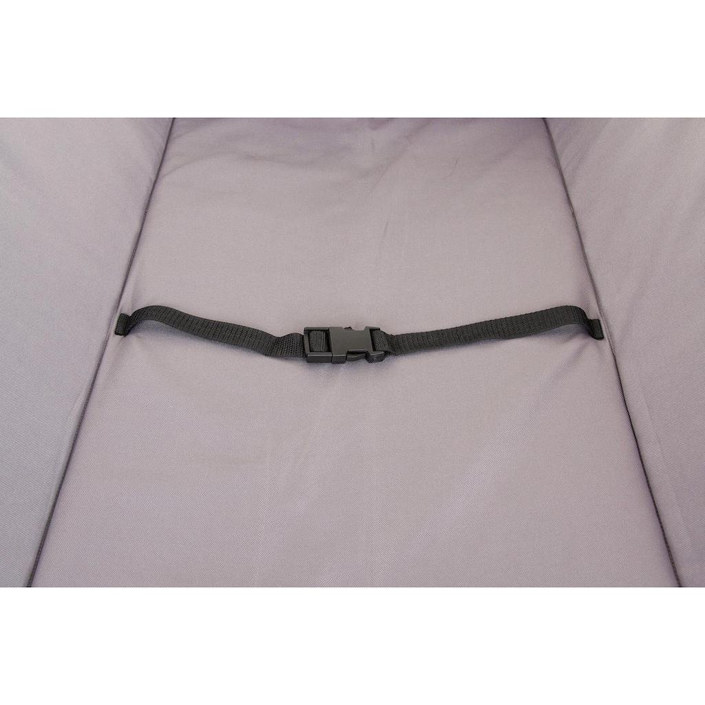 Fillikid Wickeltisch »Kombi, grau«, bis 1 kg, 67 cm