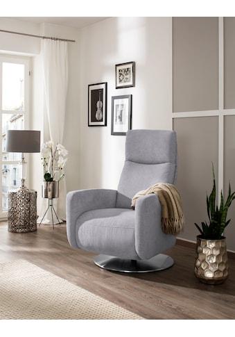 DELAVITA Relaxsessel »Dundee«, in 3 Breiten (S,M,L) und wahlweise manuelle oder... kaufen