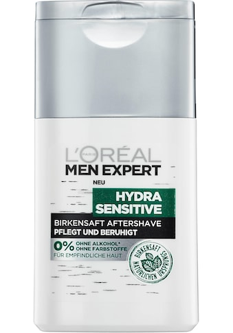 L'ORÉAL PARIS MEN EXPERT After-Shave Balsam »Hydra Sensitive Birkensaft Fluid«, Pflegt... kaufen