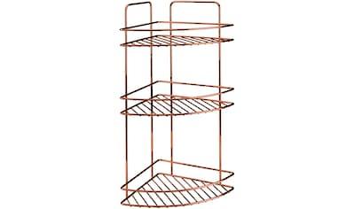 METALTEX Duschablage »Reflex«, 3 - Etagen, 23 x 23 x 53 cm kaufen