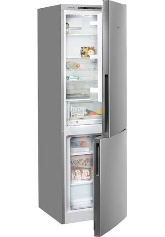 SIEMENS Kühl - /Gefrierkombination, 186 cm hoch, 60 cm breit kaufen