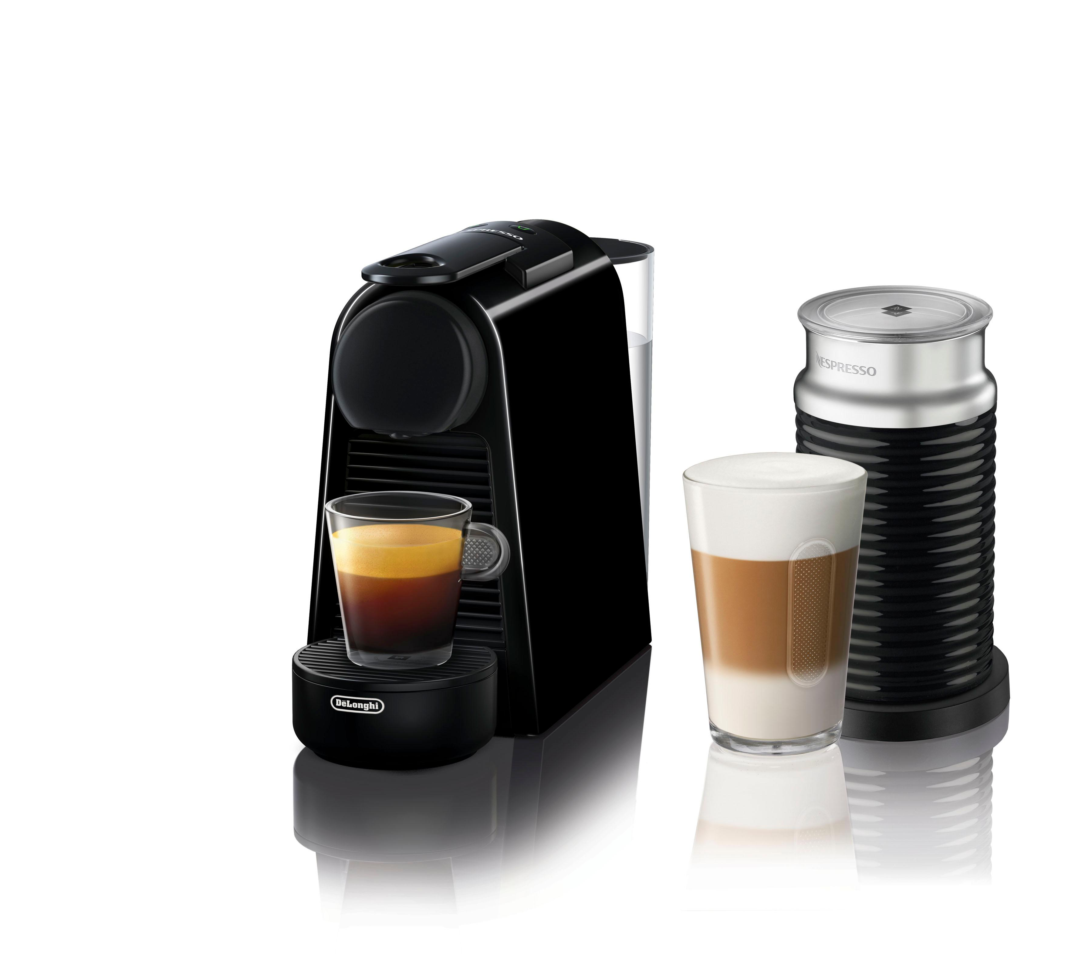 Nespresso Kapselmaschine Essenza Mini EN85.BAE   Küche und Esszimmer > Kaffee und Tee > Espressomaschinen   Nespresso