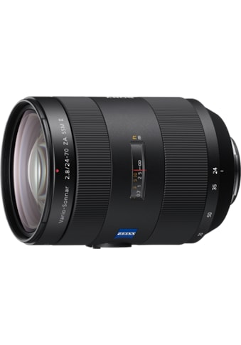 Sony Objektiv »Vollvormat Zoomobjektiv 24 - 70 mm F2.8« kaufen